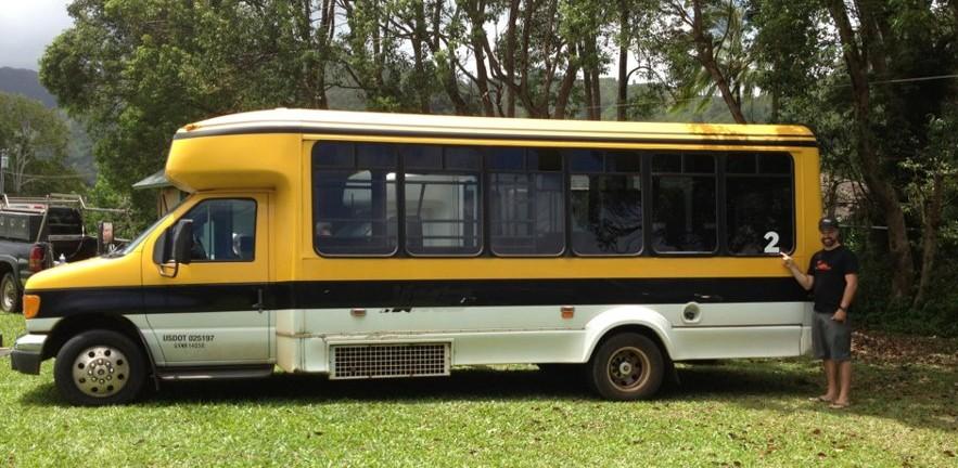 The Bandwagon adds bus #2!